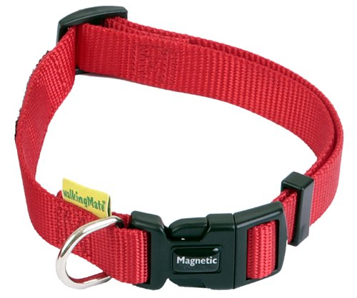 walkingmate-magnetic-collar-19-mm-x-14-20-inch-red