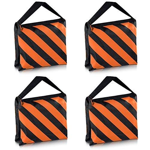 neewer-set-von-vier-schwarz-orange-robuste-sand-tasche-fotografie-studio-video-stage-film-sandsack-s