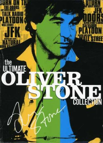 The Ultimate Oliver Stone Collection (Salvador / Platoon / Wall Street / Talk Radio / Born on the Fourth of July / JFK Director's Cut / The Doors / Heaven and Earth / Natural Born Killers / Nixon / U-Turn / Any Given Sunday Director's Cut) (Radio Talk)