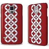 Designer Hülle / Case / Cover für das Samsung Galaxy S5 mini - ''Kreise'' von caseable