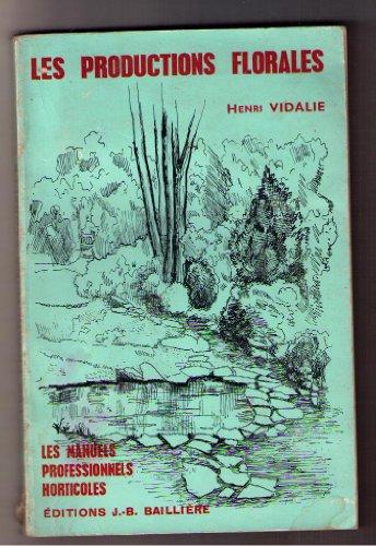 Les productions florales par Vidalie Henri