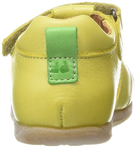 FRODDO Froddo Unisex Sandal, Sandales premiers pas mixte bébé Jaune - Jaune