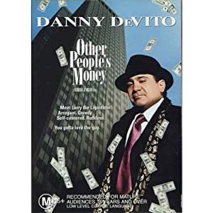 Other People's Money [1991] (Region 2 Compatible)