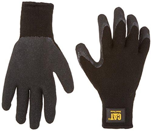 cat-gants-v-tements-de-pluie-patron-mfg-moyen-noir-enti-rement-enduit-latex-palm-gants-cat01