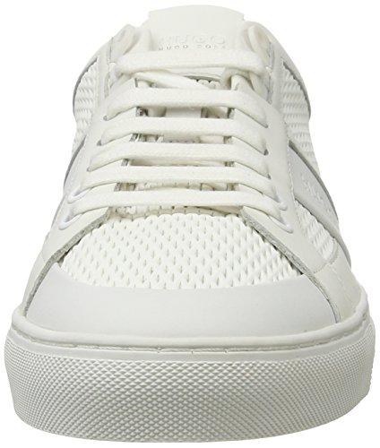 Hugo Futurism_tenn_ltrb 10197256 01, Sneakers Basses Homme Blanc (White)