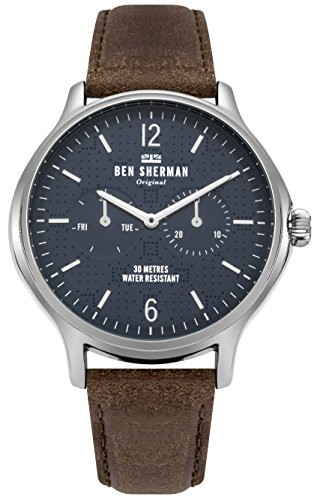 Ben Sherman Mens Watch WB017UBR