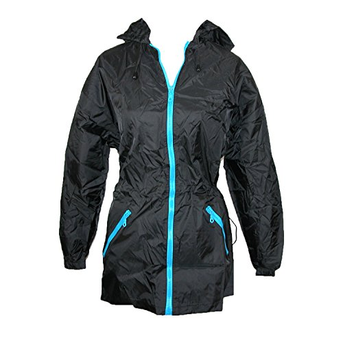 shedrain-womens-packable-fashion-solid-colour-anorak-rain-jacket-m-l-8-10-black-with-electric-blue-z