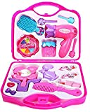 Best Kids Toys For Girls - Webby Beauty Set for Girls, Pink Review