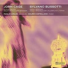 In A Landscape: for solo piano