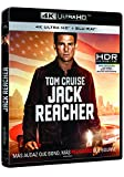Jack Reacher (4K UHD + BD)  [Blu-ray]