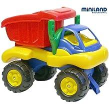 Miniland - Monster truck en caja (29904)