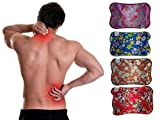 #3: KS Electric Cordless Heating Pad Hot Water Pillow Bag Heat Warm Muscle Pain Relief