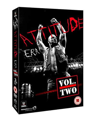 WWE: Attitude Era - Vol. Two [DVD] [UK Import] (Jericho Dvd Chris)