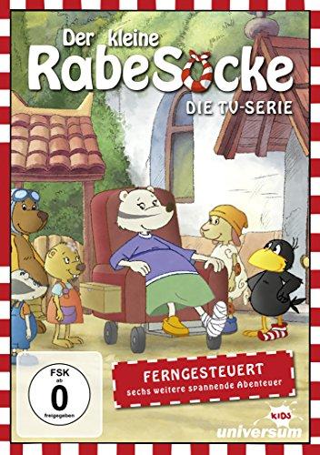 Der kleine Rabe Socke - Die TV-Serie 8: Ferngesteuert