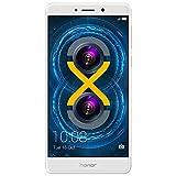 Honor 6X Smartphone, 14cm (5,5pollici) FHD, 32GB ROM, 3GB RAM, 12Megapixel, Sensore Fingerprint, Android, Oro