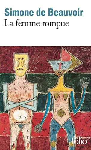 La femme rompue / L'âge de discrétion / Monologue (Folio)