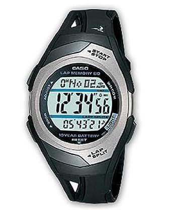 Casio Collection – Montre Unisexe Digital avec Bracelet en Résine – STR-300C-1VER