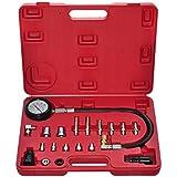 VidaXL 210003 Coffret testeur de compression Moteur diesel 20 pièces