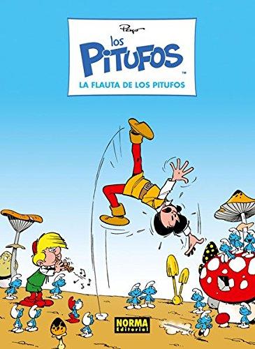 Los pitufos 2. La flauta de los pitufos (INFANTIL Y JUVENIL) - 9788467911589 por Peyo e Y. Delporte