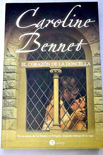 Descargar Libro Corazon de la doncella, el (Valery - Romantica) de Caroline Bennet