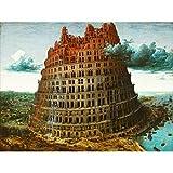 Pieter Bruegel The Elder The Tower of Babel Rotterdam Large