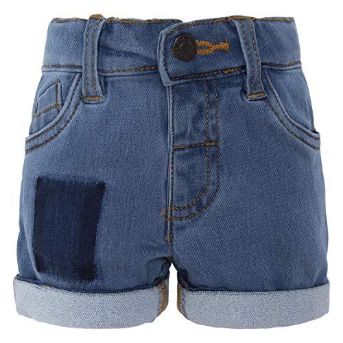FRAUIT Bermuda Uomo Jeans Strappati Pantaloni Uomini Cargo