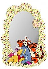 Idea Regalo - Winnie The Pooh - Serata Relax Poster Specchio Decorativo (21 x 15cm)