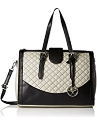 Satyapaul Women's Handbag (Grey)