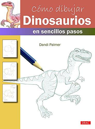 Cómo dibujar dinosaurios en sencillos pasos