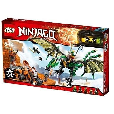 Lego Dragon - LEGO - 70593 - NINJAGO - Jeu