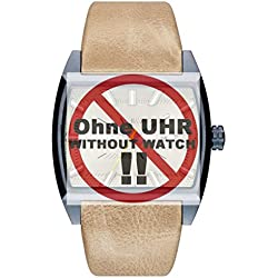 Diesel Watch Strap Quick Release L DZ1703Original Band DZ 1703Replacement Watch Strap Leather 30mm Beige