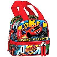 Blaze 53574 Schultasche für Mittagessen, mit englischer Aufschrift Pushing it to the Limit preisvergleich bei kinderzimmerdekopreise.eu