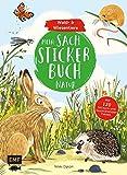Mein Sach-Stickerbuch Natur – Wald- und