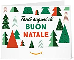 Buono Regalo Amazon.it - Stampa - Alberi di Natale