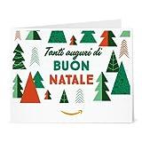 Buono Regalo Amazon.it - Stampa - Alberi di Natale