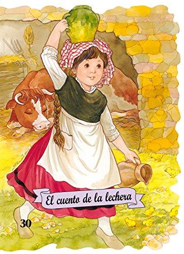 El cuento de la lechera (Troquelados clásicos) por Combel Editorial