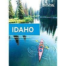 Moon Idaho (Moon Handbooks) (English Edition)