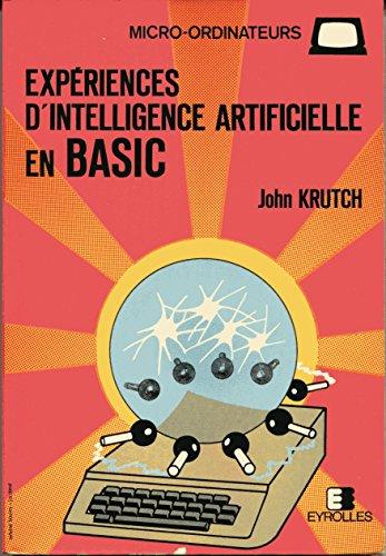 Expériences d'intelligence artificielle en Basic (Micro-ordinateurs)