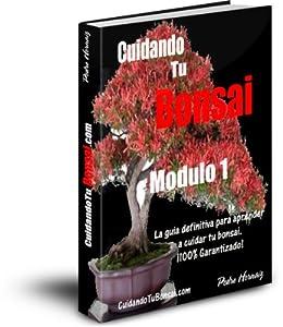 Cuidando tu bonsai. La guia definitia para cultivar tu bonsai. de [Lopez, Pedro Hernaiz]