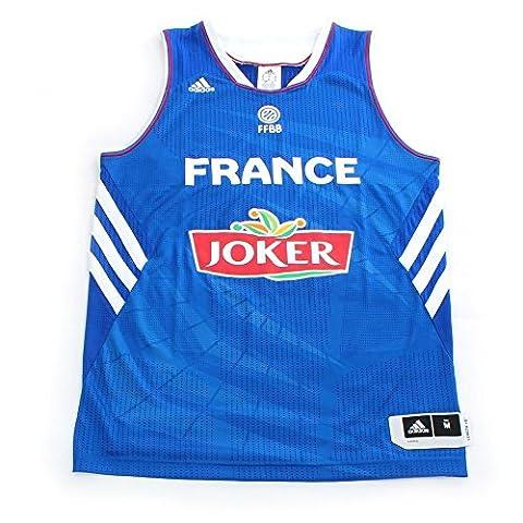 Maillot Basket France - Maillot Basket France Officiel ADIDAS