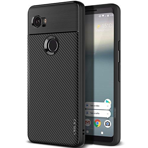 Google Pixel 2 XL Case, OBLIQ [Flex Pro]Slim Fit Scratch Resistant Soft Grip TPU Protective Case for Google Pixel 2 XL(2017)
