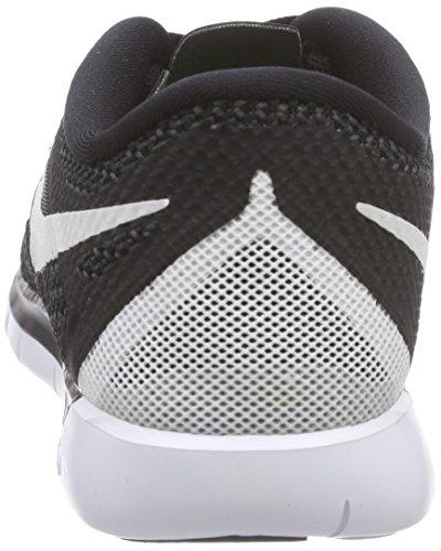 Nike Free 5.0 (Gs) 644428 Jungen Low-Top Sneaker Schwarz (Black/White/Anthracite)