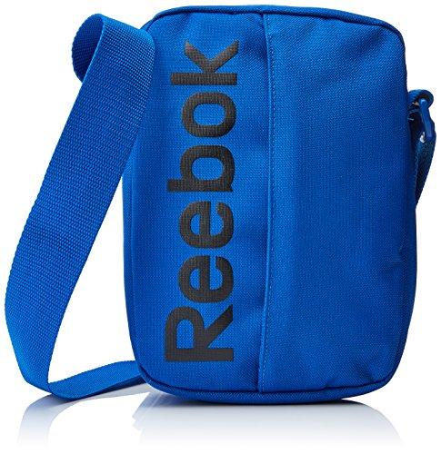 Reebok Sport Roy City Bag Bolsa Bandolera, Niños, Azul (Awesom / Maruni), Talla Única
