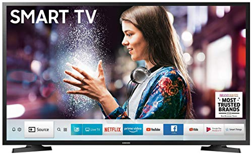 Samsung 80 cm (32 Inches) Series 4 HD Ready LED Smart TV UA32N4300AR (Black)