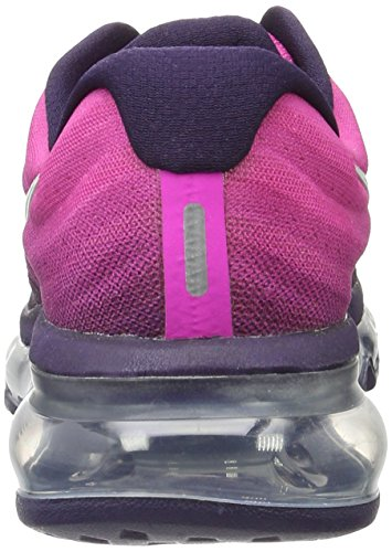 Nike 851623-500, Scarpe da Trail Running Donna Multicolore (Purple Dynasty/Summit White/Fire Pink)