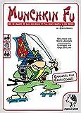 Pegasus Spiele 17144G - Munchkin Fu 1 und 2