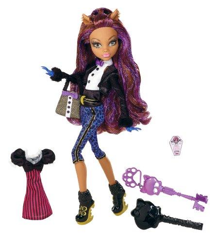 Imagen 1 de Monster High - Muñecas 1600 Cumplespantos Clawdeen Wolf (Mattel W9188)
