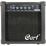 Cort CM10G amplificador eléctrico Negro Guitarra