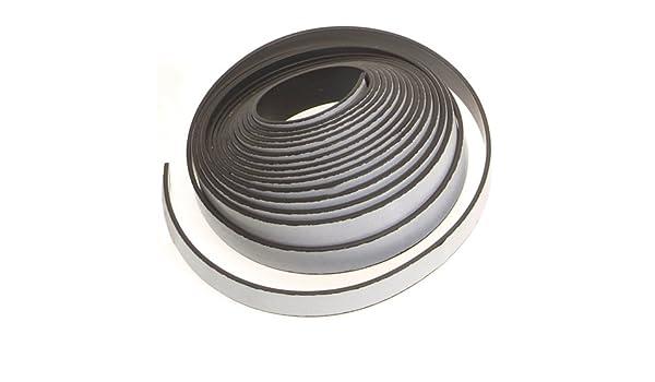 Flexible magnetischer Band Magnetstreifen Magnetband Klebeband 1,25cm x 300cm