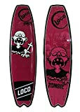 Loco Zombie Directional Kite Board - Bulletproof Construction - Range of Sizes